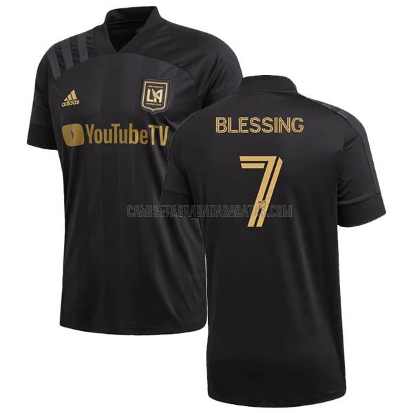 camiseta blessing primera del los angeles fc 2020-21