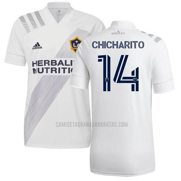 camiseta chicharito primera del la galaxy 2020-2021