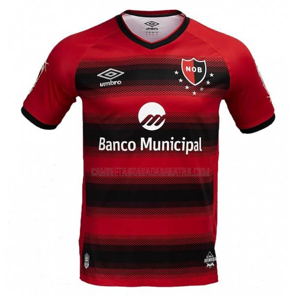 camiseta cuarto del newell's old boys 2020
