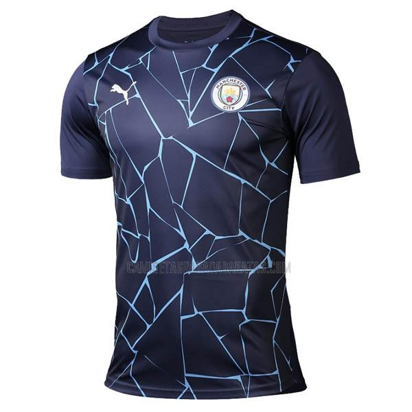 camiseta pre-match manchester city 2020-21
