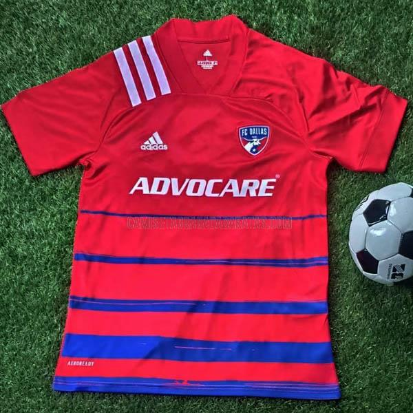 camiseta primera del fc dallas 2020
