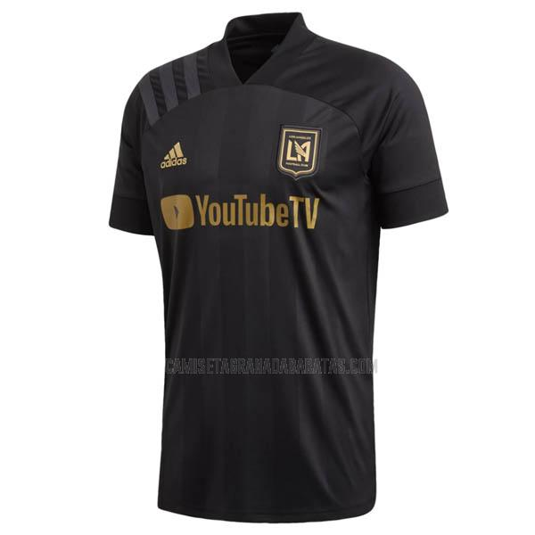 camiseta primera del los angeles fc 2020-2021
