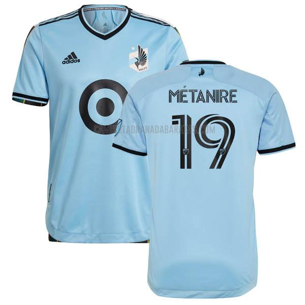 camiseta romain metanire primera del minnesota united 2021-22