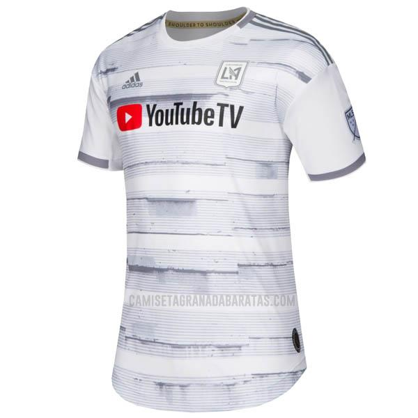 camiseta segunda del los angeles fc 2019-2020