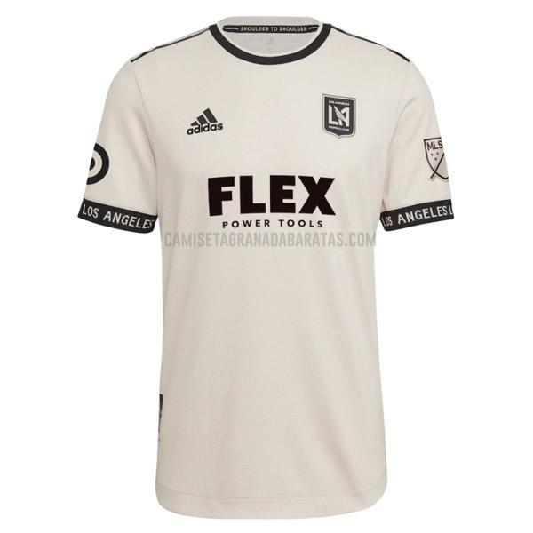 camiseta segunda del los angeles fc 2021-22