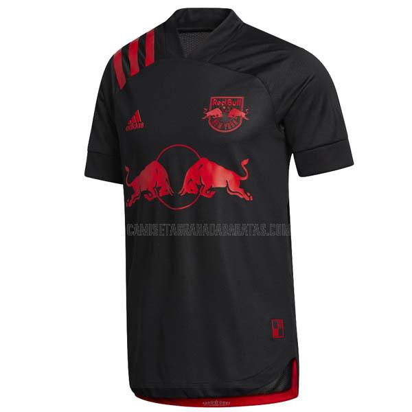 camiseta segunda del new york red bulls 2020-2021