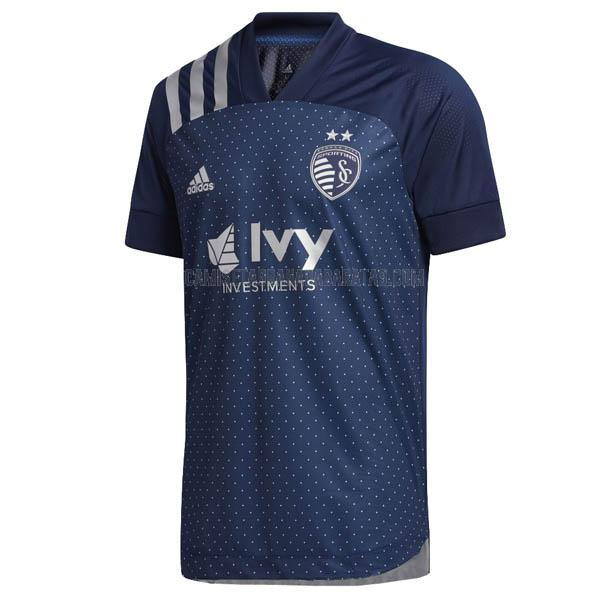 camiseta segunda del sporting kansas city 2020-2021